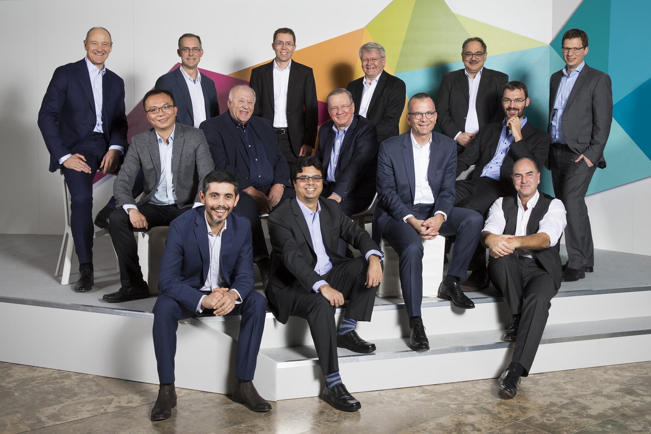 """, Gruppenfoto """"Inventors of the Year"""" und Fotoreportage eines Events für die SIEMENS AG"""