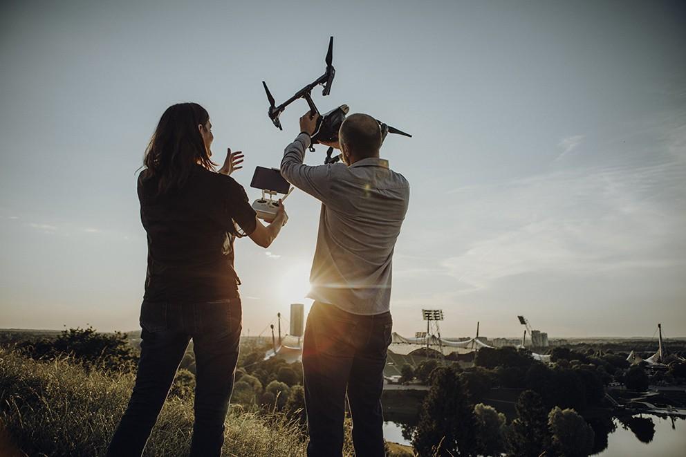 , Drohnenfotografie