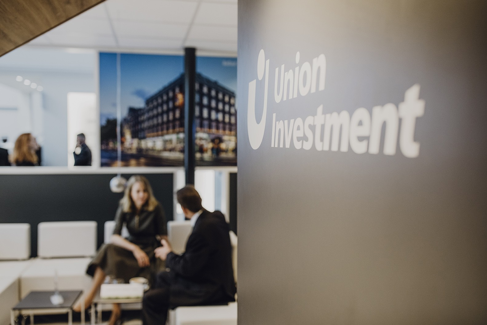 , Fotoreportage und Messedokumentation für Union Investment