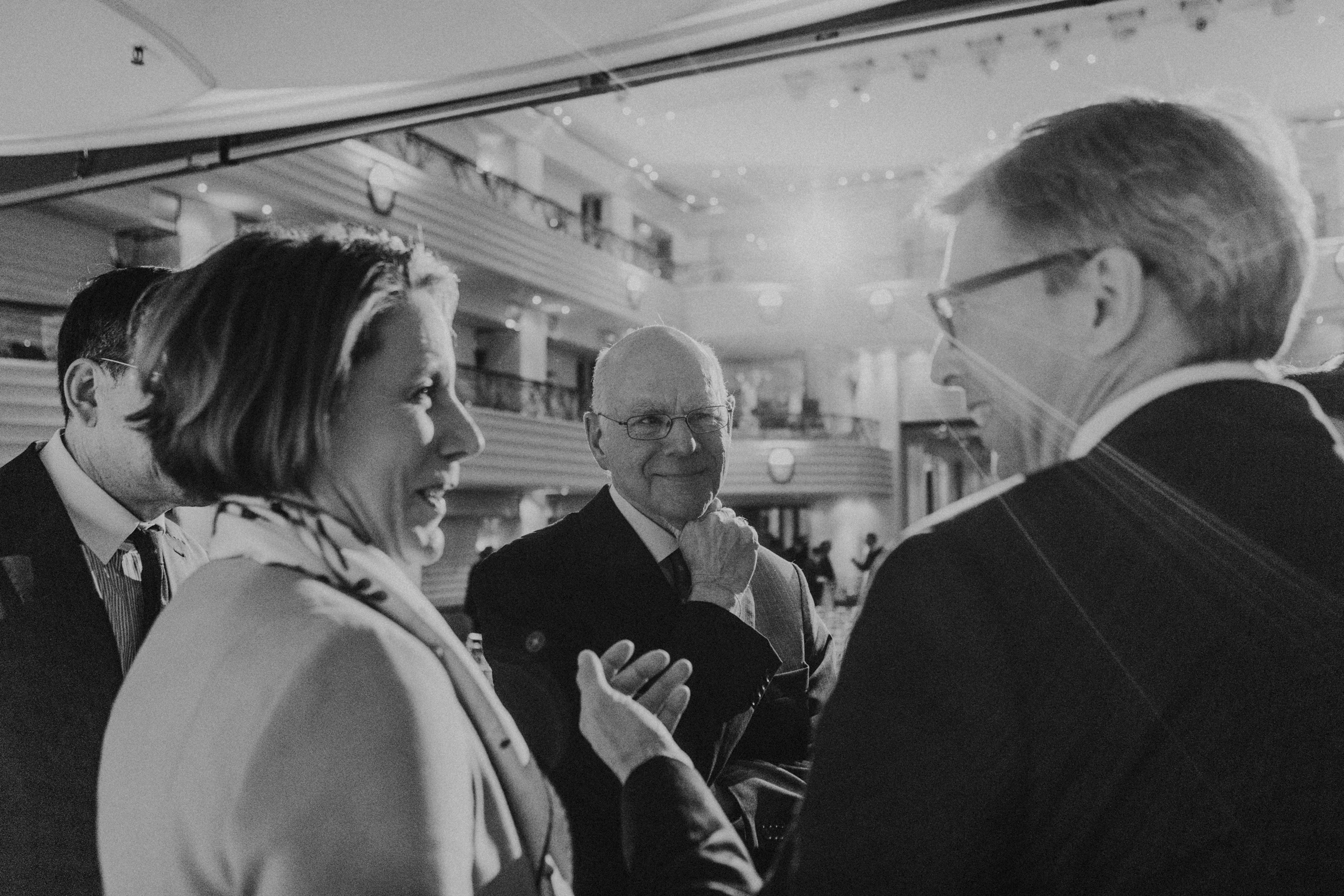 , Fotoreportage für die DZHYP Hamburg mit Prof. Dr. Norbert Lammert