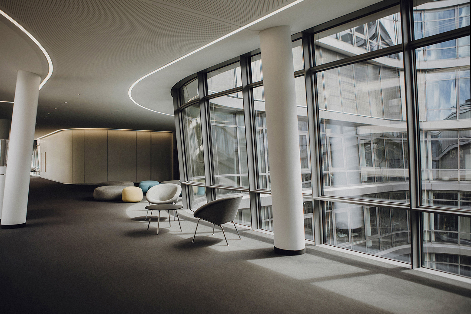 Architekturfotografie // Headquarter Siemens AG München