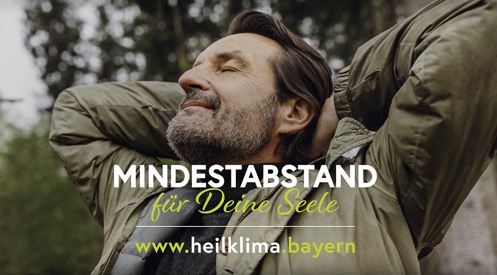 Gesundes Bayern // Kampagnenmotiv
